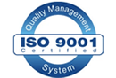ISO 9001:2008 Quality Management Certification